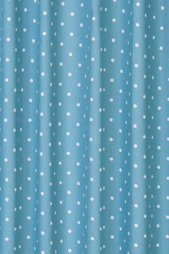 Loop curtain Elbersdrucke Kids' Club Dots 01 opaque curtain dots turquoise online kaufen