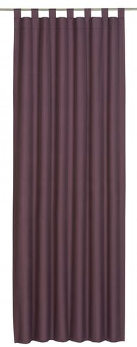 Loop curtain Elbersdrucke Twilight 10 dimming curtain purple online kaufen