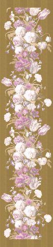 Marburg 320x70 cm Panel 54977 Floral gold