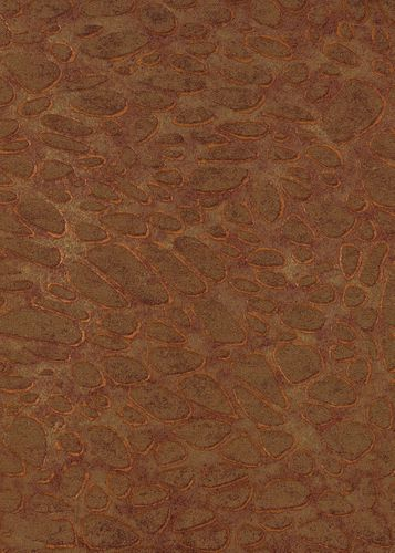 Marburg non-woven wallpaper 54919 stone-optic brown