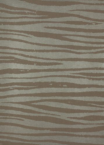 Marburg non-woven wallpaper 54904 stripes brown taupe