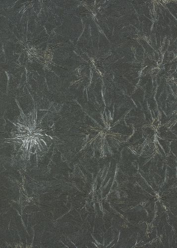 Marburg non-woven wallpaper Cuvée Prestige 54945 structure floral-optic silver grey