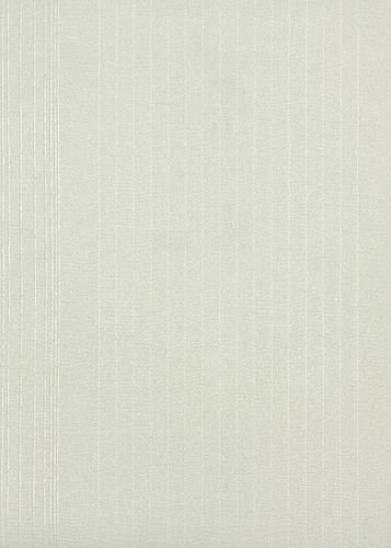 Non-woven Wallpaper Stripes cream white Marburg 54959