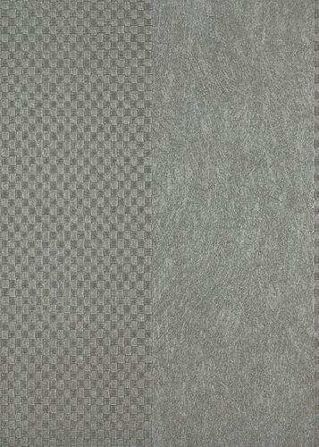 Marburg non-woven wallpaper Cuvée Prestige 54948 structure pattern grey anthracite  online kaufen
