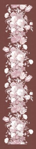 Marburg Cuvée Prestige 320x70 Panel 54978 Floral rot