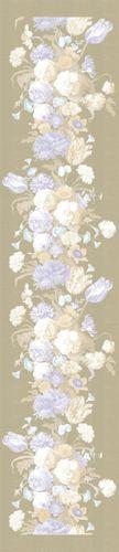 Panel Cuvée Prestige 320x70 54979 Floral beige creme