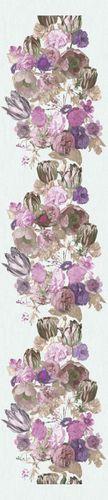 Marburg Cuvée Prestige 320 x 70 cm panel 54972 floral cream beige purple online kaufen
