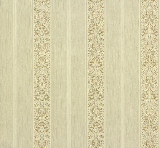Vliestapete Streifen creme gold P+S Como 02356-40 online kaufen