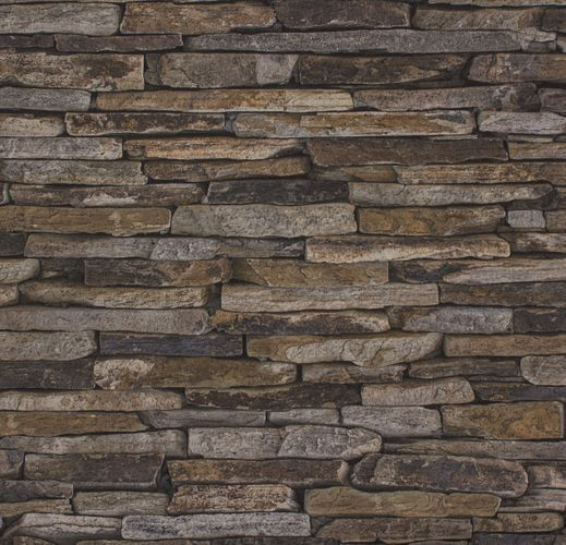 Pop up panel 35x250cm self-adhesive 3D-effect 95572-1 wall stone brown  online kaufen