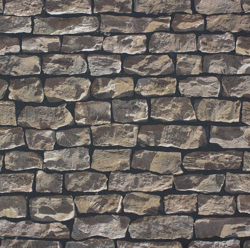 Pop up panel 35x250cm self-adhesive 3D-effect 95574-1 wall stone beige online kaufen