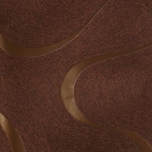 Wallpaper Luigi Colani Marburg 53337 texture brown gold online kaufen