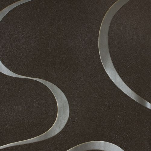 Wallpaper Luigi Colani Marburg 53364 texture brown