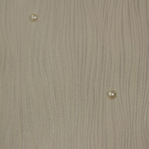 Wallpaper Luigi Colani Marburg 53371 plain beige pearls