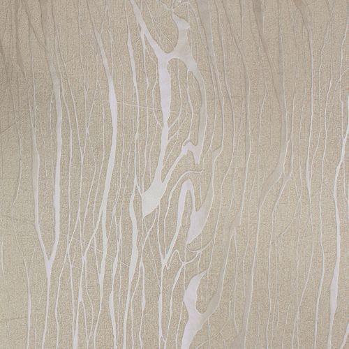 Vliestapete Luigi Colani Struktur grau beige 53331  online kaufen