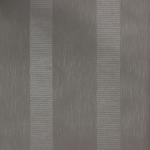 Wallpaper Luigi Colani Marburg 53350 stripes grey silver
