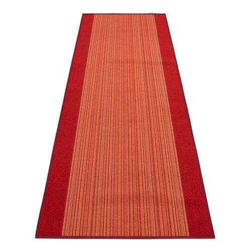 Runner Rug Carpet Carnaby stripes terra 80cm Width