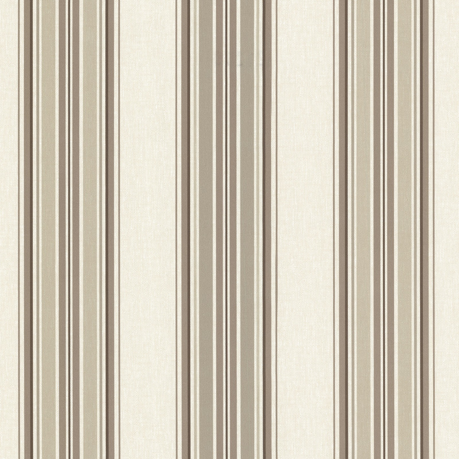 non woven wallpaper stripes beige brown rasch textil match. Black Bedroom Furniture Sets. Home Design Ideas