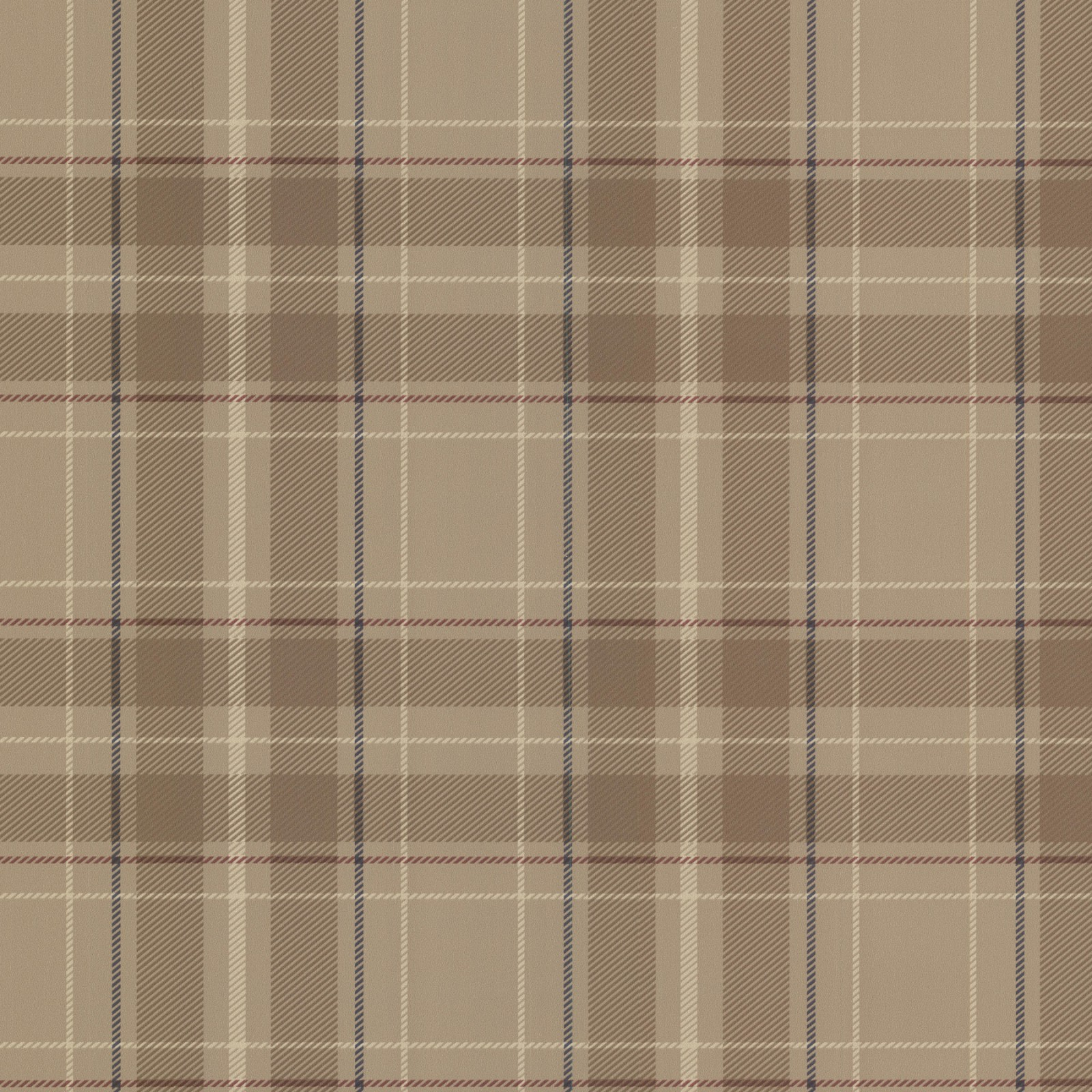 non woven wallpaper checked beige brown rasch textil match. Black Bedroom Furniture Sets. Home Design Ideas
