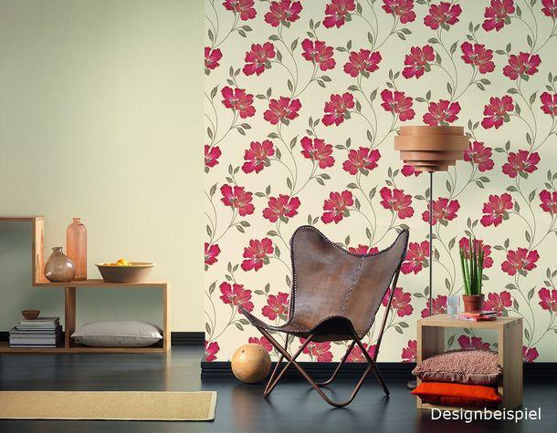 Wallpaper floral grey pink livingwalls 94429-4 online kaufen