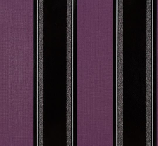 Wallpaper striped purple black livingwalls 95704-5 online kaufen