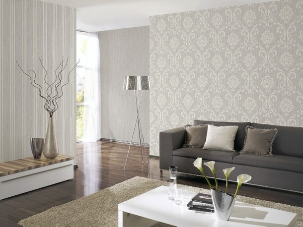 Wallpaper baroque Ornament in 5 colours online kaufen