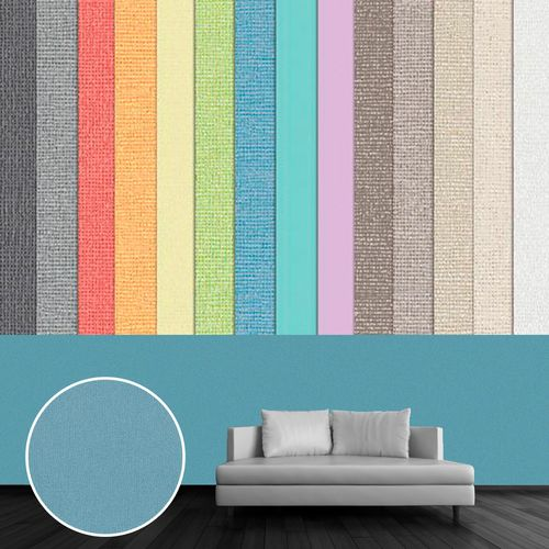 non-woven wallpaper plain wallpapers Erismann Colour Me in 14 colors online kaufen