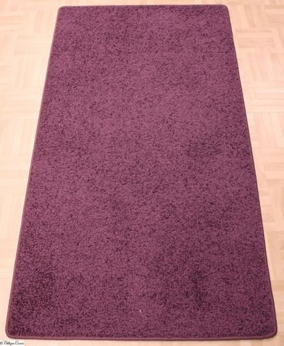 Carpet / rug  Shaggy MERLIN 133 cm x 200 cm / 52.3 '' x 78.7 '' purple online kaufen