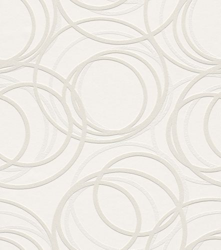 Wallpaper paintable loops Rasch Wallton 342208 online kaufen
