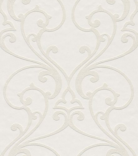 Wallpaper paintable tendrils Rasch Wallton 341003 online kaufen