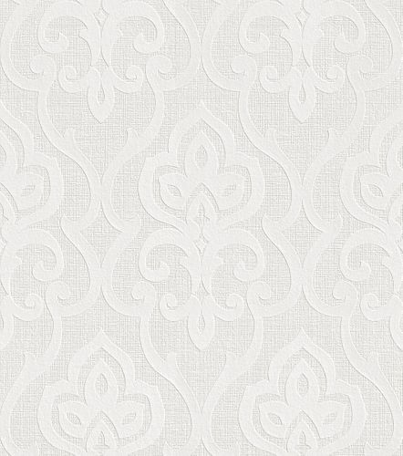 Wallpaper paintable Orient ornament Rasch 142600 online kaufen