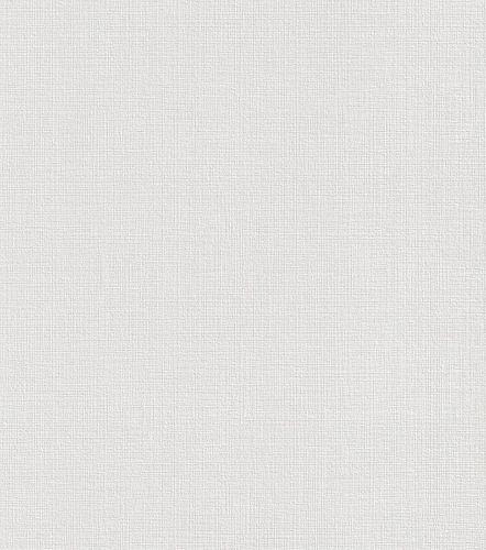 Wallpaper paintable textile texture Rasch Wallton 181500