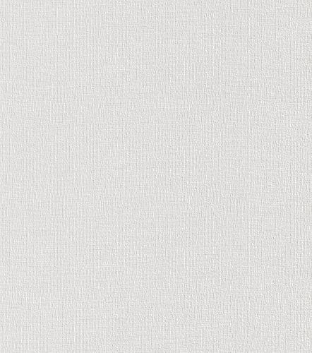 Wallpaper paintable fine lattice Rasch Wallton 173710