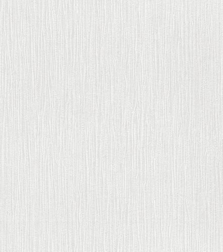 Wallpaper paintable stripes texture Rasch Wallton 188202 online kaufen