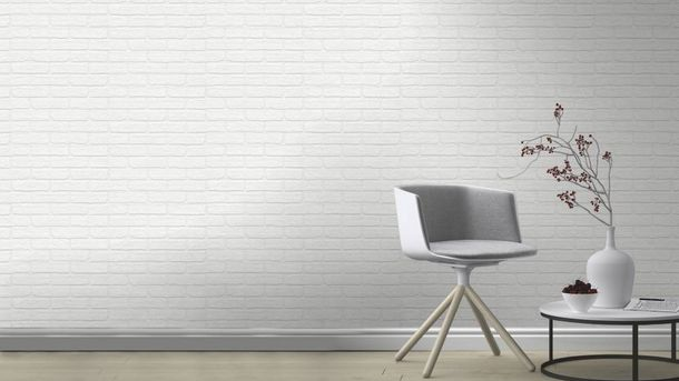 Wallpaper paintable brickstone wall Rasch 150100 online kaufen