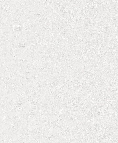 Wallpaper paintable rough plastering Rasch 143805