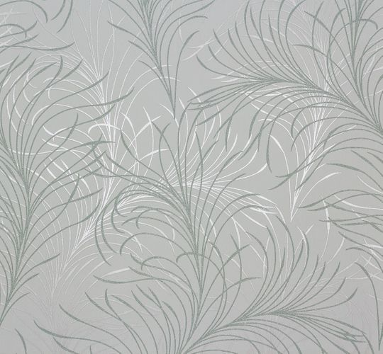 Non-woven wallpaper design floral grey Marburg 55715 online kaufen