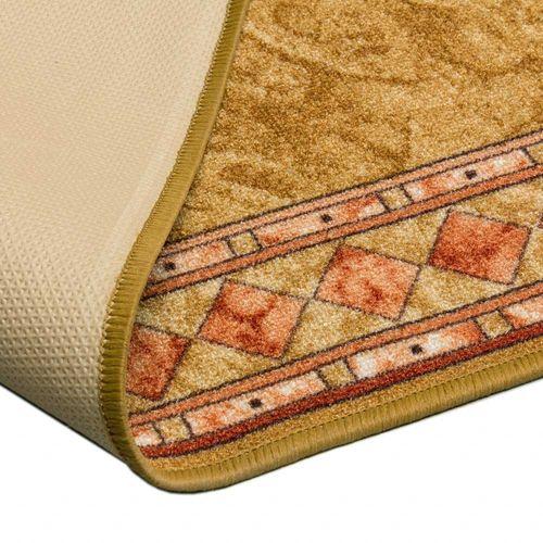 Runner Rug Carpet Cheops border brown 100cm Width online kaufen