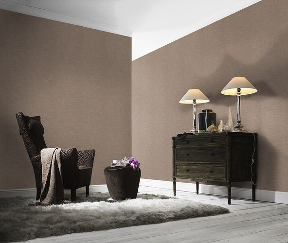 Non-woven Wallpaper Rasch crocodile skin brown 474138 online kaufen