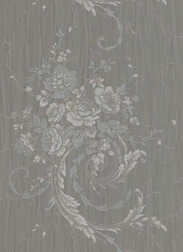 Vliestapete silber Blumen Eleganza Erismann 5922-37 online kaufen