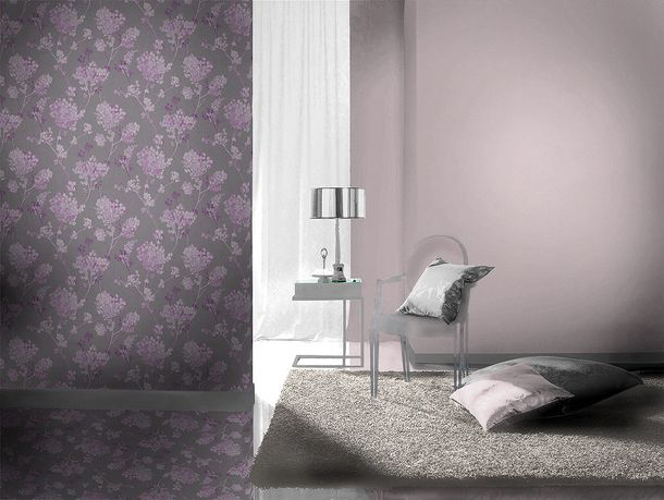 Wallpaper Rasch Florentine textured light rose 448528 online kaufen