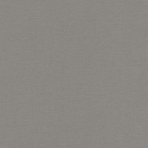 Wallpaper Rasch Florentine textured anthracite 448627