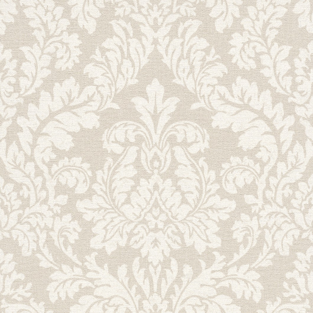 tapete barock ornament rasch pure vintage beige 449020 001 - Tapete Muster