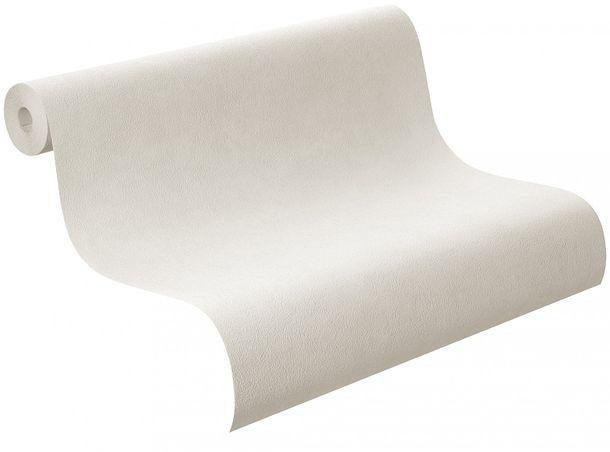 Wallpaper Rasch texture plain white 445800  online kaufen