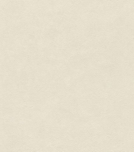 Wallpaper Rasch texture plain cream 445817