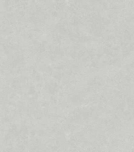 Wallpaper Rasch texture plain grey 445831