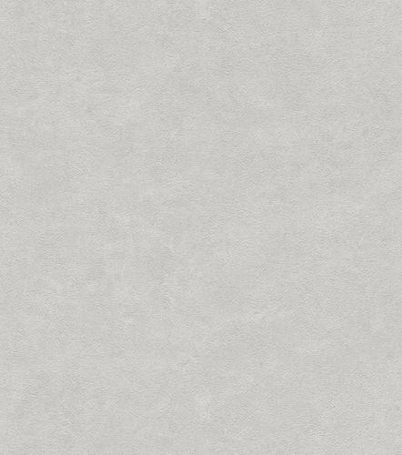 Vliestapete Rasch Struktur Uni grau 445831  online kaufen