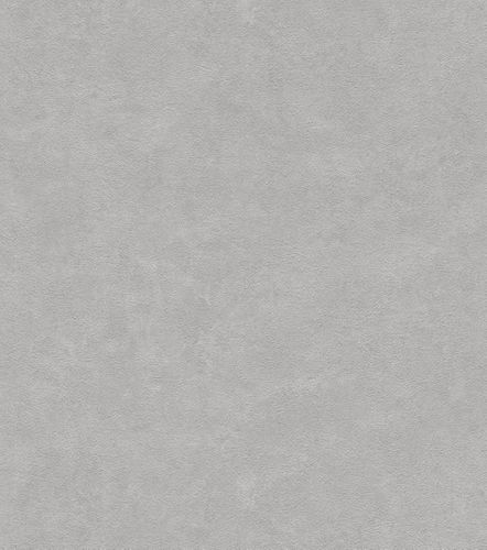 Wallpaper Rasch texture plain grey 445848