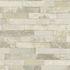 Wallpaper Rasch 3D stone wall design grey brown 475111  001