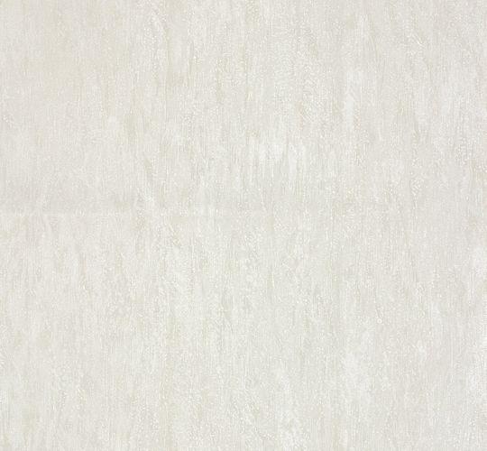 Satintapete Uni cremeweiß Tapeten A.S. Création 8766-14 online kaufen