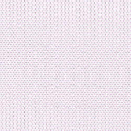 Wallpaper Rasch Textil graphic pink white 285252